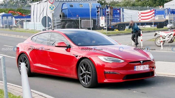 Tesla, Model S Plaid modeli ile yeni rekor kıracak