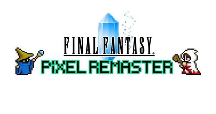 Final Fantasy Pixel Remaster'ın ilk 3 oyunu çıktı