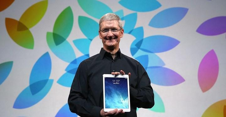 Küresel tablet sevkiyatında Apple liderliğini koruyor