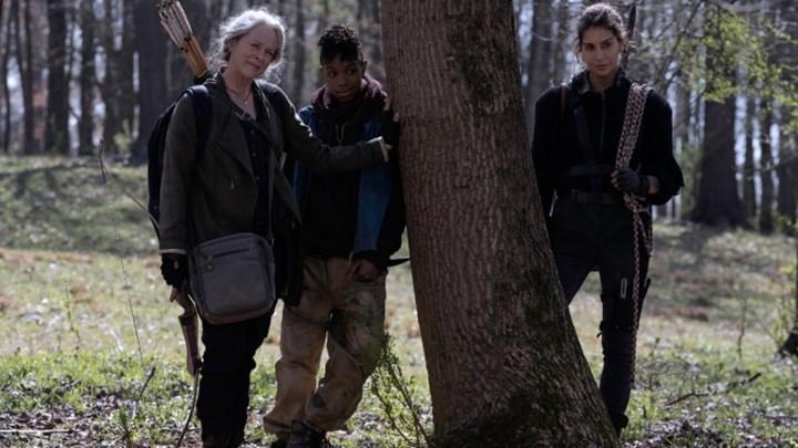 The Walking Dead'in 11. sezonundan fragmanı paylaşıldı