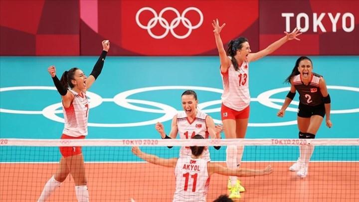 Twitter'da Türkiye'nin en çok konuştuğu Olimpiyat sporcuları