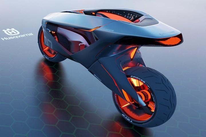 Araba ile motosiklet birleşimi yeni aracın tasarımları paylaşıldı