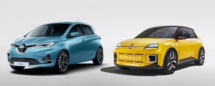 Renault ZOE, 2024'te yerini Renault 5'e bırakacak