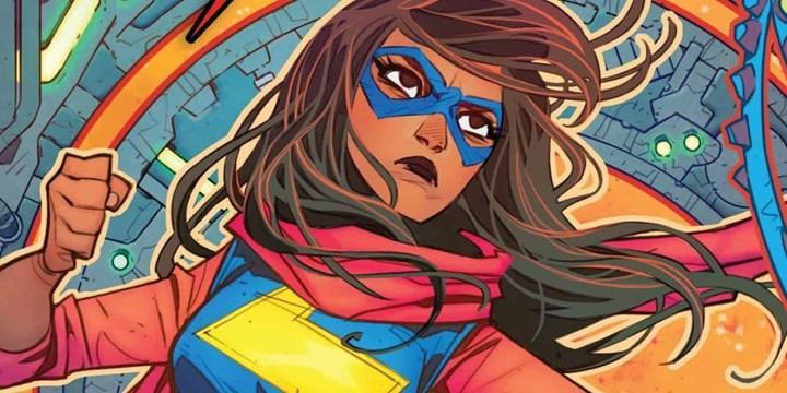 Ms. Marvel 2022'ye ertelendi
