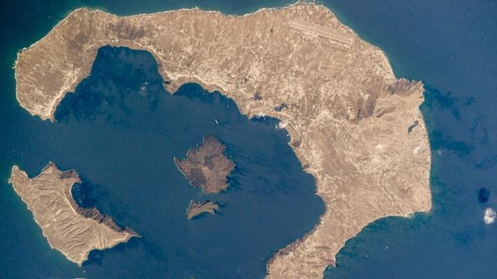 Deniz seviyeleri volkanik patlamaları etkiliyor