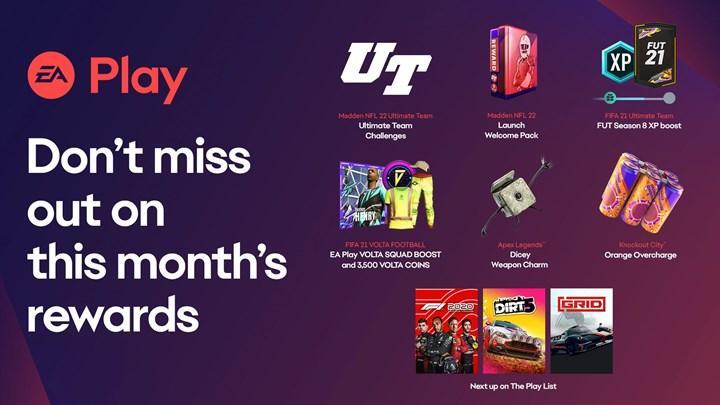 Dirt 5, F1 2020 ve GRID Xbox Game Pass ve EA Play'e geliyor