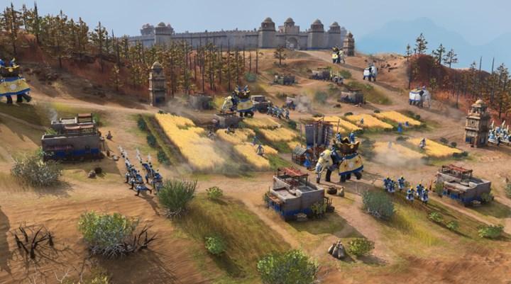 Age of Empires 4'ün kapalı betası yarın başlıyor