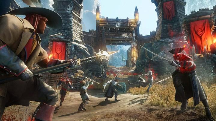 New World, Steam'de 200.000 eş zamanlı oyuncuyu geçti