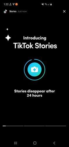 """TikTok'a """"hikayeler"""" özelliği geliyor"""