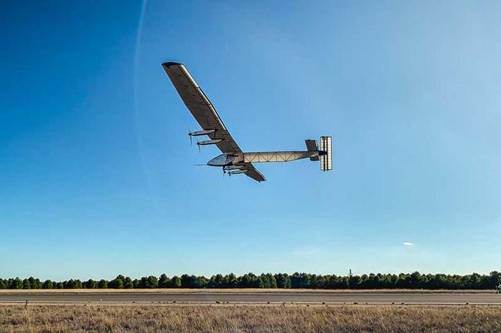 ABD donanması güneş enerjili bir uçak üzerinde çalışıyor