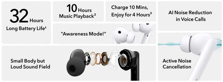 Honor Earbuds 2 Lite tanıtıldı