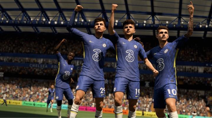 FIFA 22'nin Kariyer Modu'ndan fragman geldi
