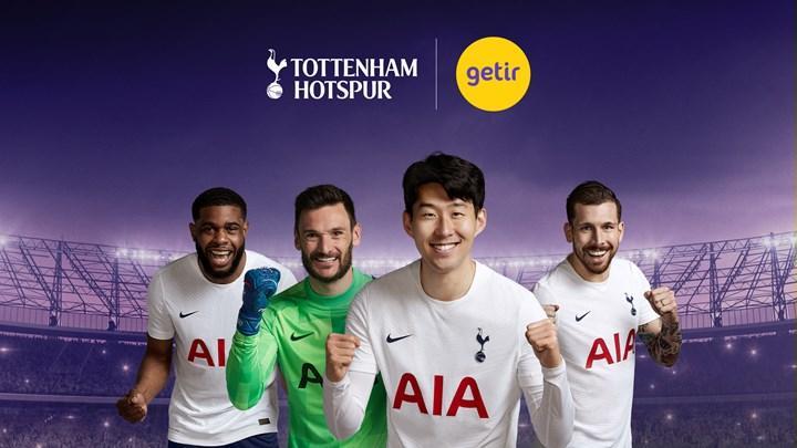 Getir, Tottenham Hotspur ile anlaştı