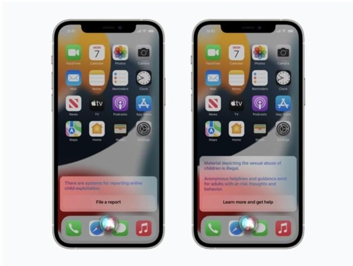 iOS 15 istismar tedbirleri
