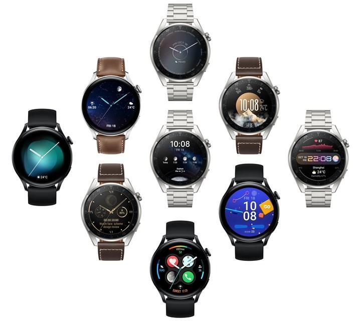 Huawei Watch 3 ve Watch 3 Pro fiyatı ve özellikleri