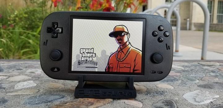 Taşınabilir Playstation 2 tasarlandı