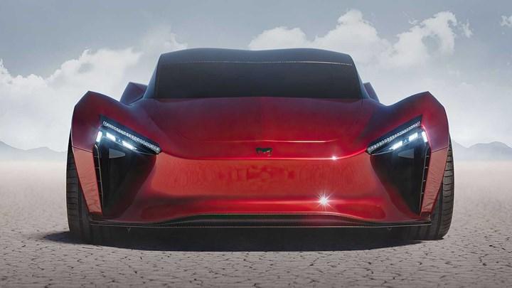Mean Mental Motors'un yeni elektrikli aracı tanıtıldı