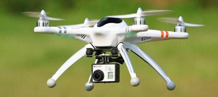 Drone sistemi artık anormallik tespit edebilecek