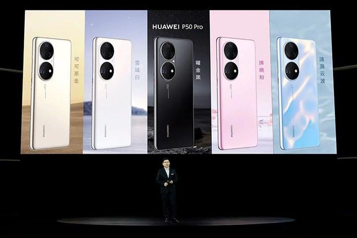 Huawei akıllı telefon pazarından çekilmeyecek: Lider olacağız