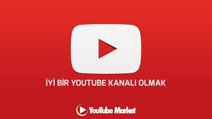 İyi Bir Youtube Kanalı Oluşturmak için 7 İpucu