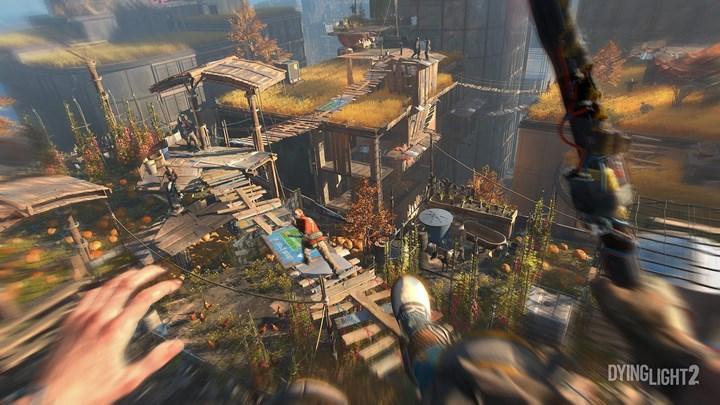 Dying Light 2, Xbox Series X ve PC'de VRR desteği sunacak