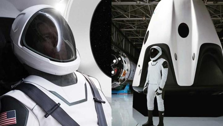 Elon Musk, NASA'ya uzay giysisi yapmayı teklif etti