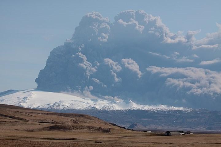 Küçük volkanik patlamalar bile küresel felaketlere yol açabilir