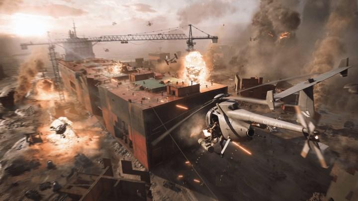 Battlefield 2042'nin kısa filmi yayınlandı