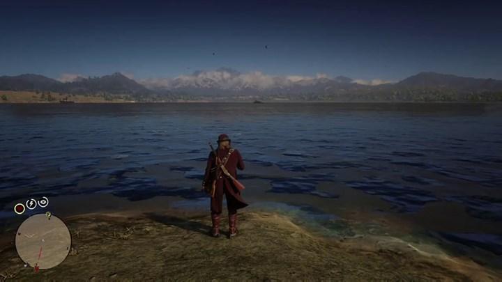 Red Dead Redemption remaster görebiliriz