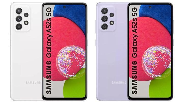Samsung Galaxy A52s'in teknik özellikleri detaylandı