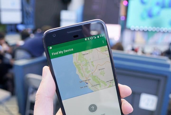 Google, kayıp akıllı telefonları bulmayı daha da kolaylaştıracak