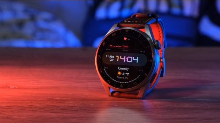 HarmonyOS'lu Huawei Watch 3 Pro incelemesi
