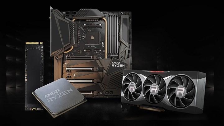 AMD pazar payı
