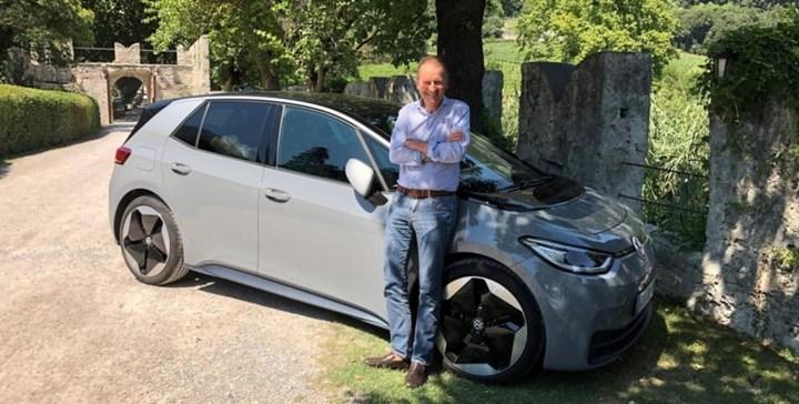 Volkswagen CEO'su şarj yüzünden çileden çıktı