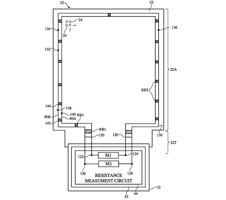 Apple, ekran kırıklarını tespit edebilecek