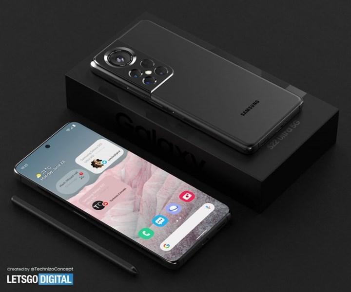 Samsung Galaxy S22 serisinin özellikleri belli oldu