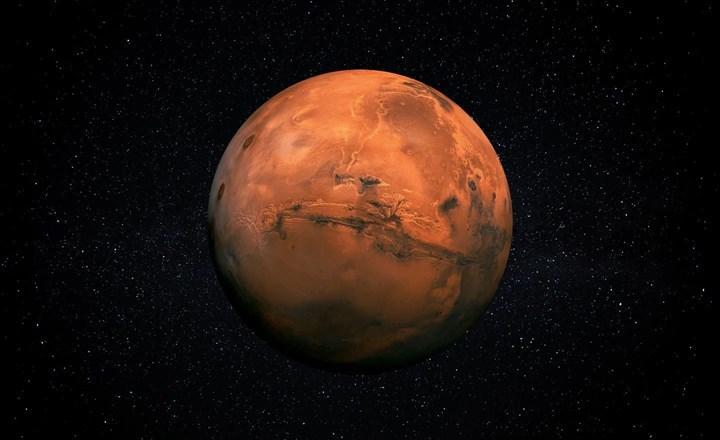 Bilim insanları: Mars'ın yüzeyinin altında  yaşam olabilir