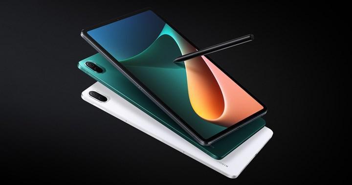 Xiaomi Mi Pad 5 serisi Eylül'de Avrupa'ya geliyor