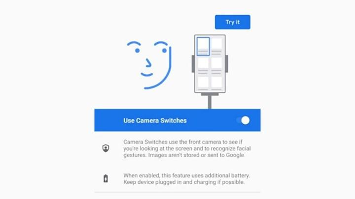 Android Accessibility Suite beta sürecinde
