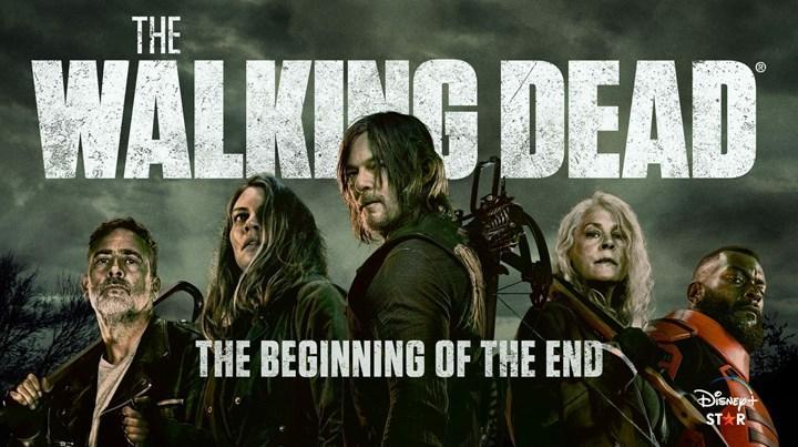 The Walking Dead 11. sezondan yeni görseller paylaşıldı
