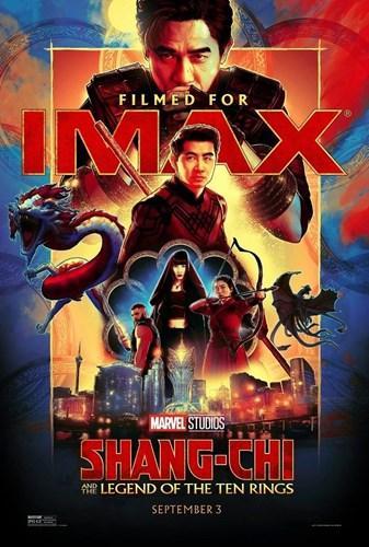 Yeni Marvel filmi Shang-Chi'den aksiyon dolu bir sahne paylaşı
