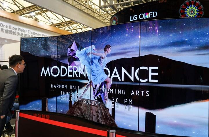 LG, OLED panel üretimi için 2,8 milyar dolar yatırım yapıyor