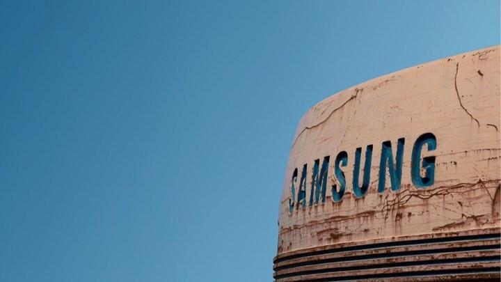Samsung OLED ekran tedariği