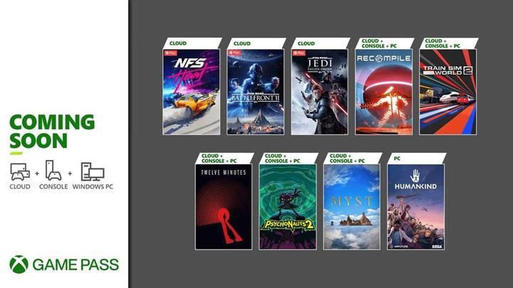 Ağustos 2021'in 2. yarısında Xbox Game Pass'e eklenecek oyunlar