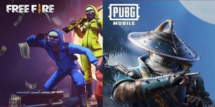 PUBG Mobile ve Free Fire Bangladeş'te yasaklandı