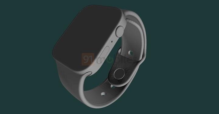 Apple Watch Series 7'nin tasarımı netleşti
