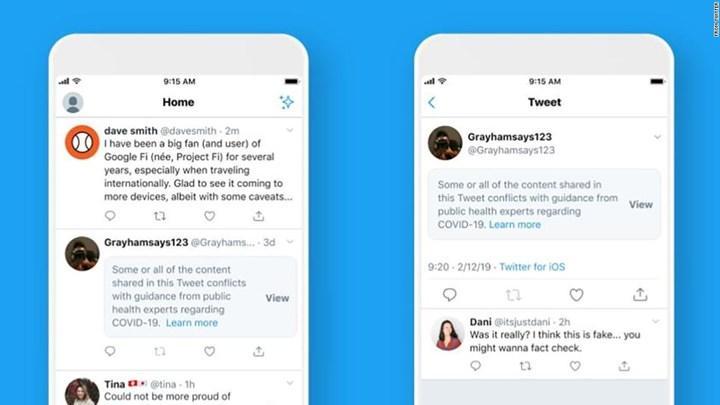 Twitter'dan yanıltıcı bilgilere karşı yeni önlem