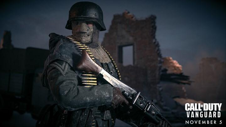 Call of Duty Vanguard'ın çıkış tarihi açıklandı