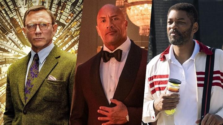 İşte Hollywood'un en çok kazanan yıldızları