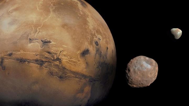 Japonya, 2029'da Dünya'ya Mars'tan toprak örnekleri getirecek